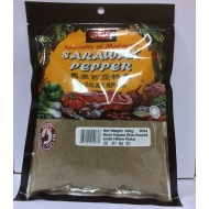 Best Quality 100% Pure Sarawak Black Pepper Ground in plastic bag