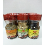 Best Quality 100% Pure Sarawak Black Pepper, White Pepper & Dried Chili