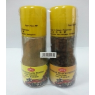 Best Quality 100% Sarawak Black Pepper Whole and Ground