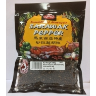 Best Quality 100% Pure Sarawak Black Pepper Whole in plastic bag